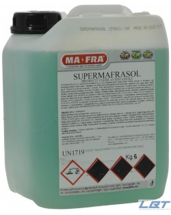 Super Degraissant  MAFRASOL 6kg