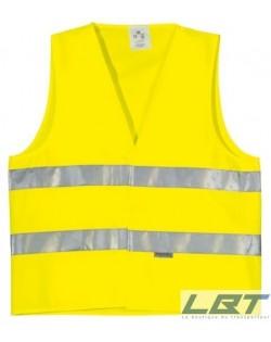 Gilet de sécurité jaune 3M