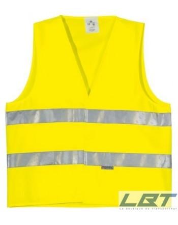 Gilet de sécurité jaune 3M Yard Double Ceinture