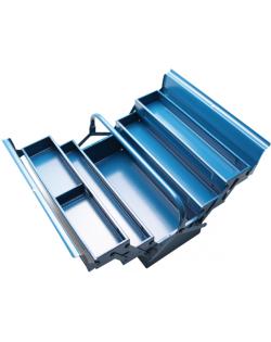 Caisse à outils | 430 x 200 x 200 mm | 5 pièces