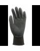 Gants Nylon noir enduit latex noir